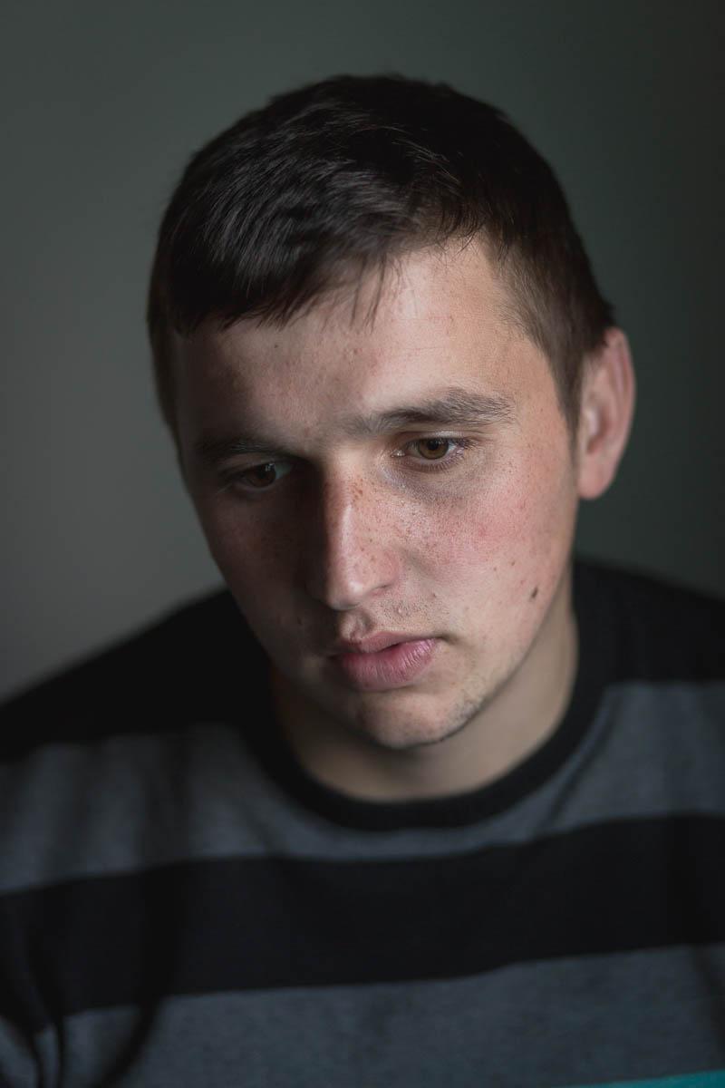 "Ibro - Ibro, 22 years old Near Srebrenica, March 2013 - Copyright © © S. Borcard - N. Metraux - Brakovci - Republika Srpska - Bosnie-Herzégovine - <A href=""https://maps.google.com/?ll=44.113333,19.218612&z=16"" target=""_blank"">(Map Ibro)</A>"