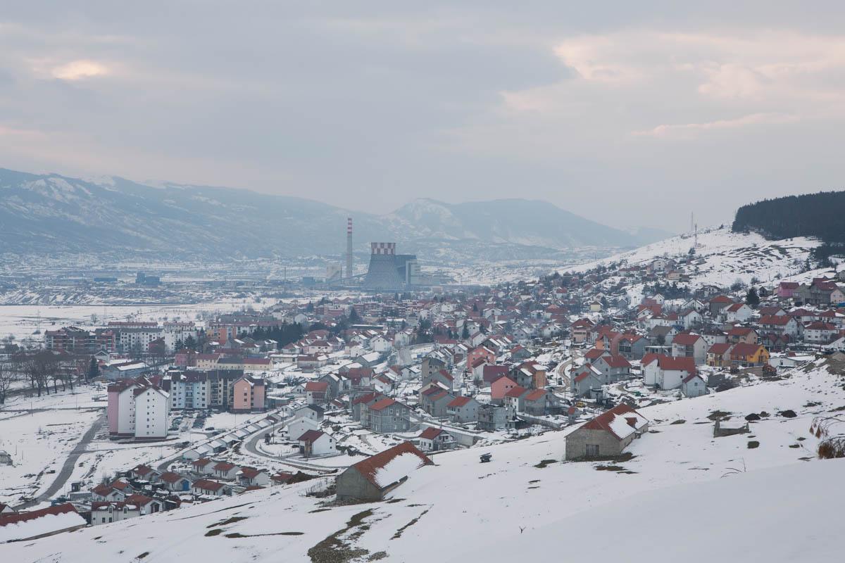 "Gacko - The small town of Gacko covered by snow. Eastern Bosnia, March 2015 - Copyright © © S. Borcard - N. Metraux - Gacko - Republika Srpska - Bosnie-Herzégovine - <A href=""https://maps.google.com/?ll=43.16206,18.551547&z=16"" target=""_blank"">(Map Gacko)</A>"