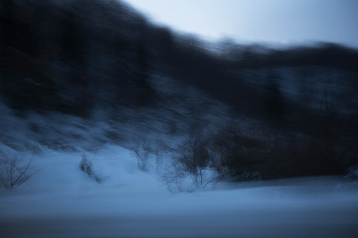 "Melancholia - It is cold and all feels melancholy. Near Trnovo, March 2015 - Copyright © © S. Borcard - N. Metraux - Trnovo - Republika Srpska - Bosnie-Herzégovine - <A href=""https://maps.google.com/?ll=43.633247,18.456915&z=16"" target=""_blank"">(Map Melancholia)</A>"